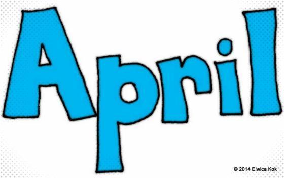 April Gratitude Calendar