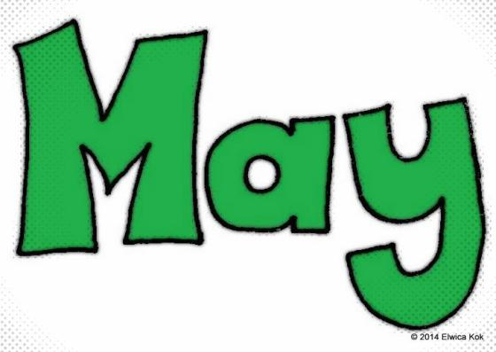 May Gratitude Calendar